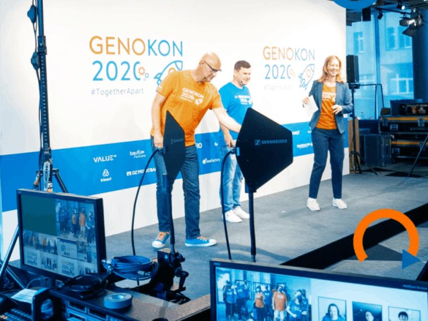 Vorbereitungen Genokon 2021